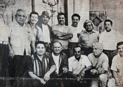 MAHFSA Founders Sept 4 1972