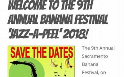 9th Annual Sacramento Banana Festival 2018